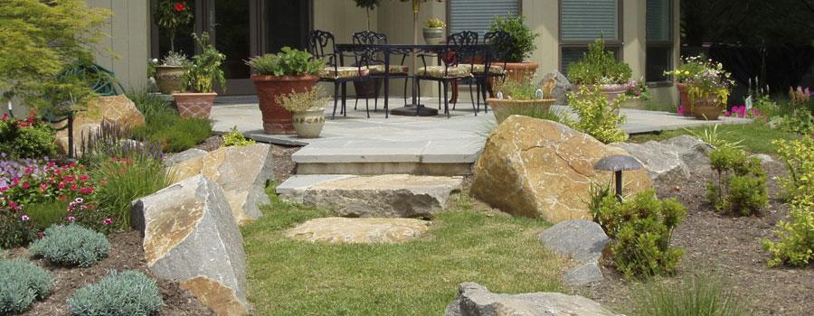 Landscape Boulders South Jersey : Landscaping gregs