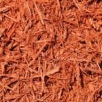 Mulch: Red Dyed Mulch